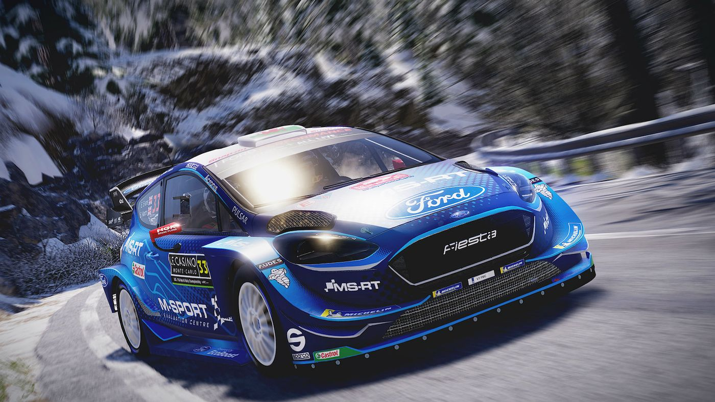 WRC 9 Review header