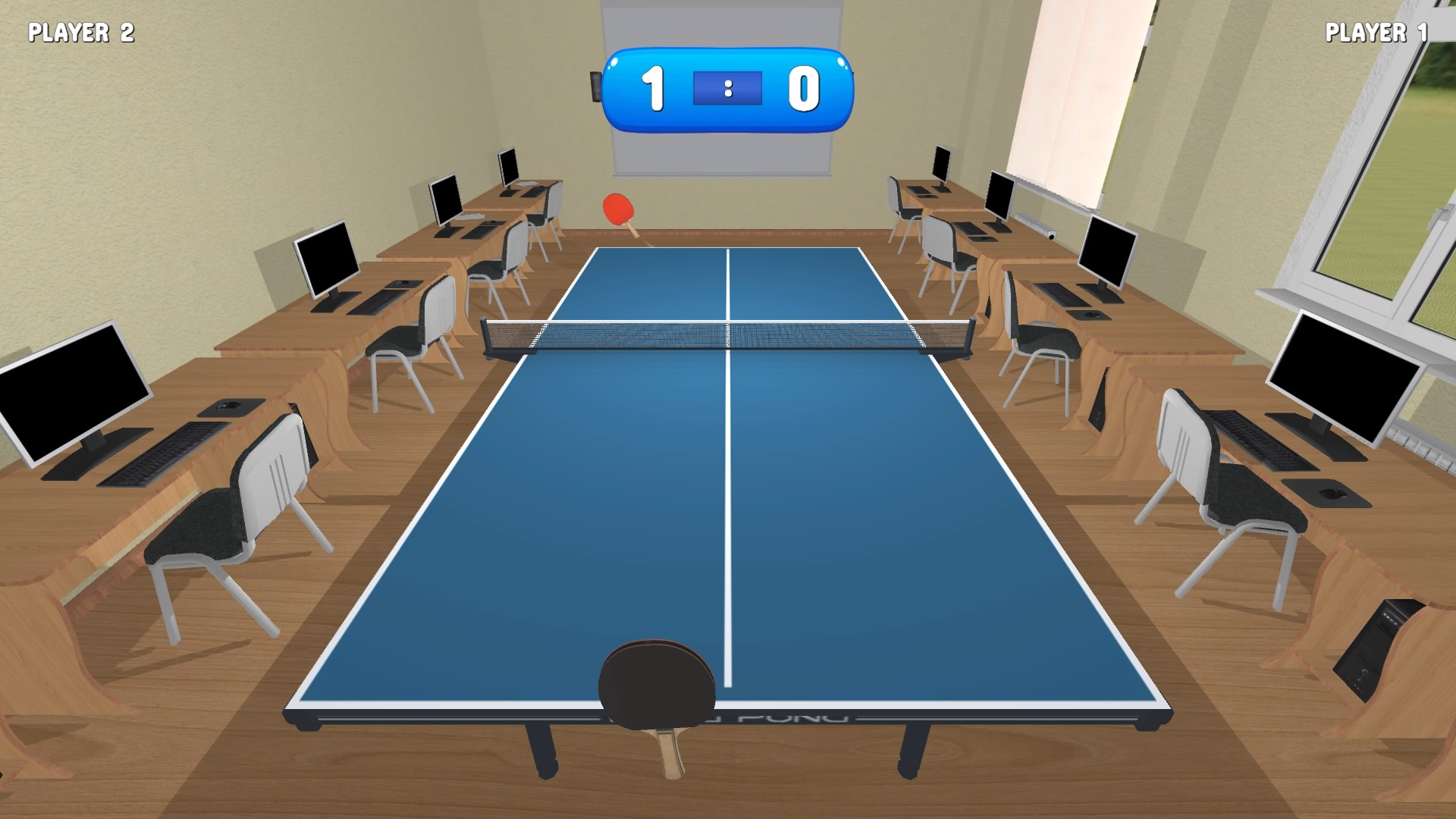 Table Tennis Sabec 12