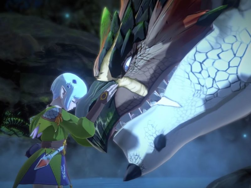 TGS 2020 – Monster Hunter Stories 2 Announcement Trailer & Details