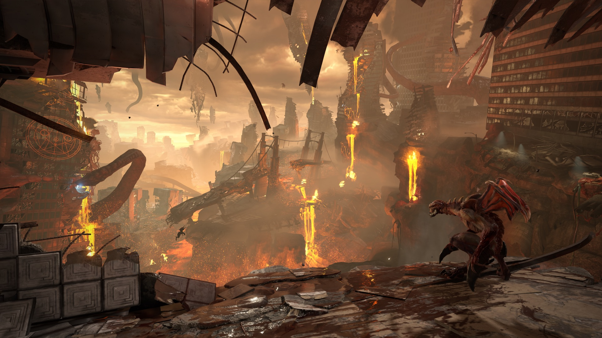 Doom Eternal Review – Rip and Teariffic