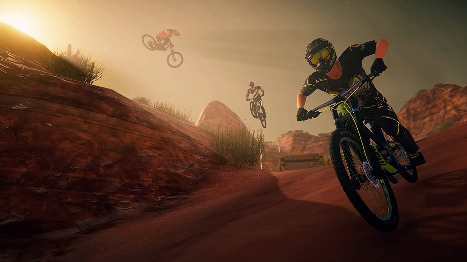 Descenders (PS4) Review – It's Not All Downhill