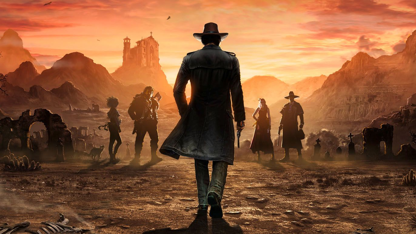 Desperados Iii Ps4 Review The Quick Save The Dead