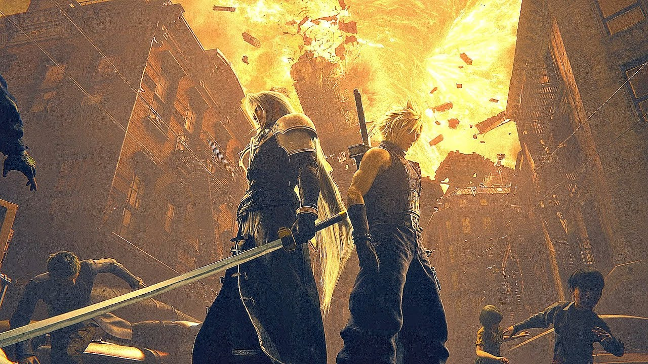 [FEATURE] A Deep Dive Into the Ending of Final Fantasy VII Remake