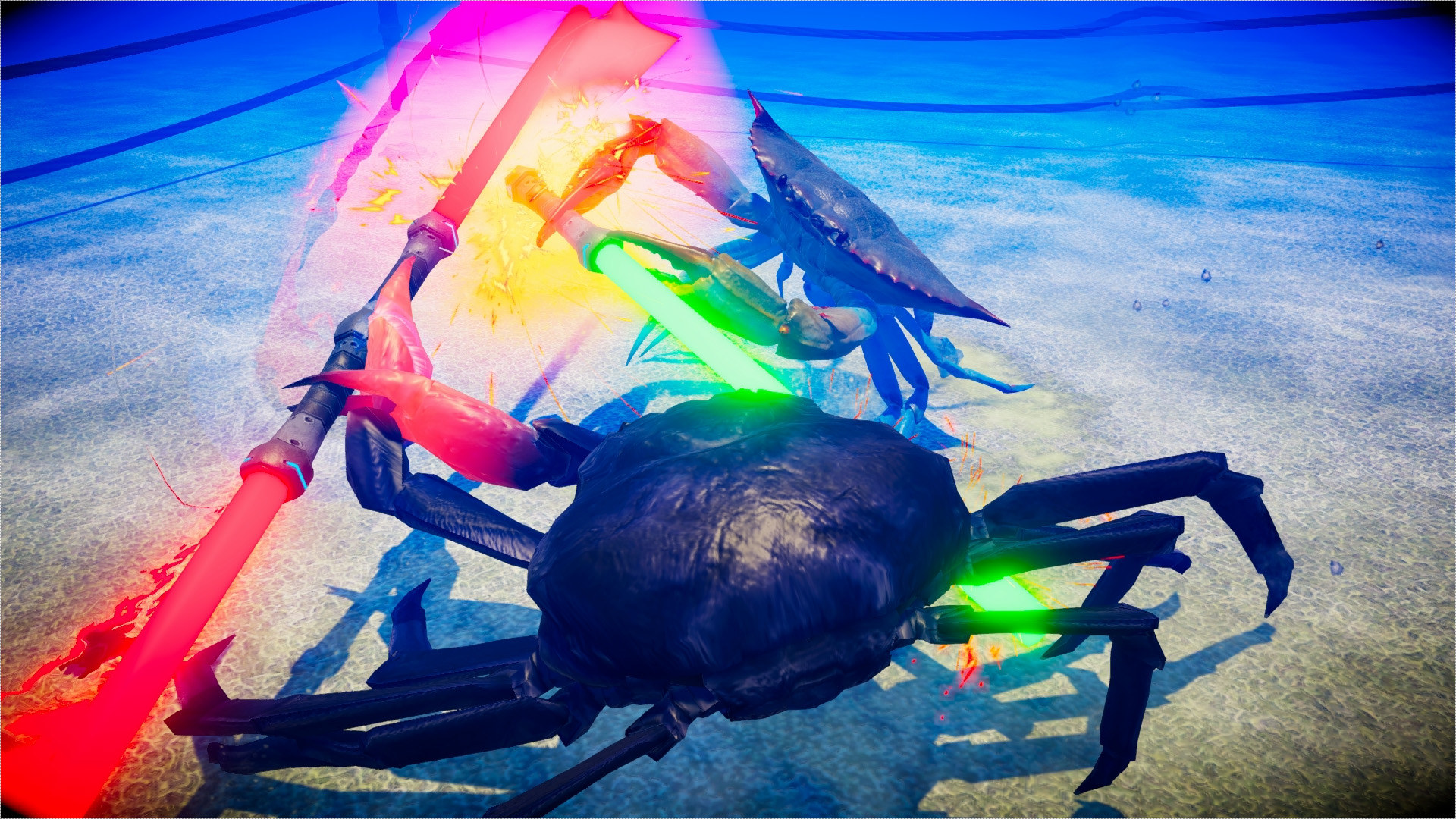 Fight Crab (PC) Review – We Don't Talk About Fight Crab