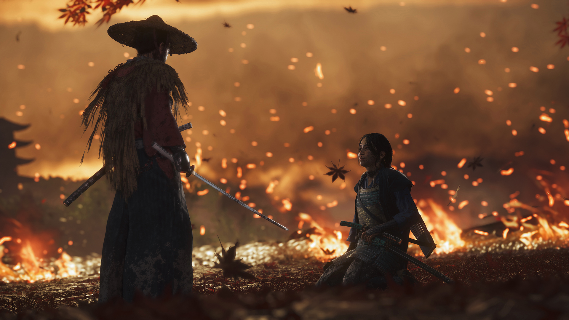 Ghost of Tsushima Review – All The Colours of the Wind