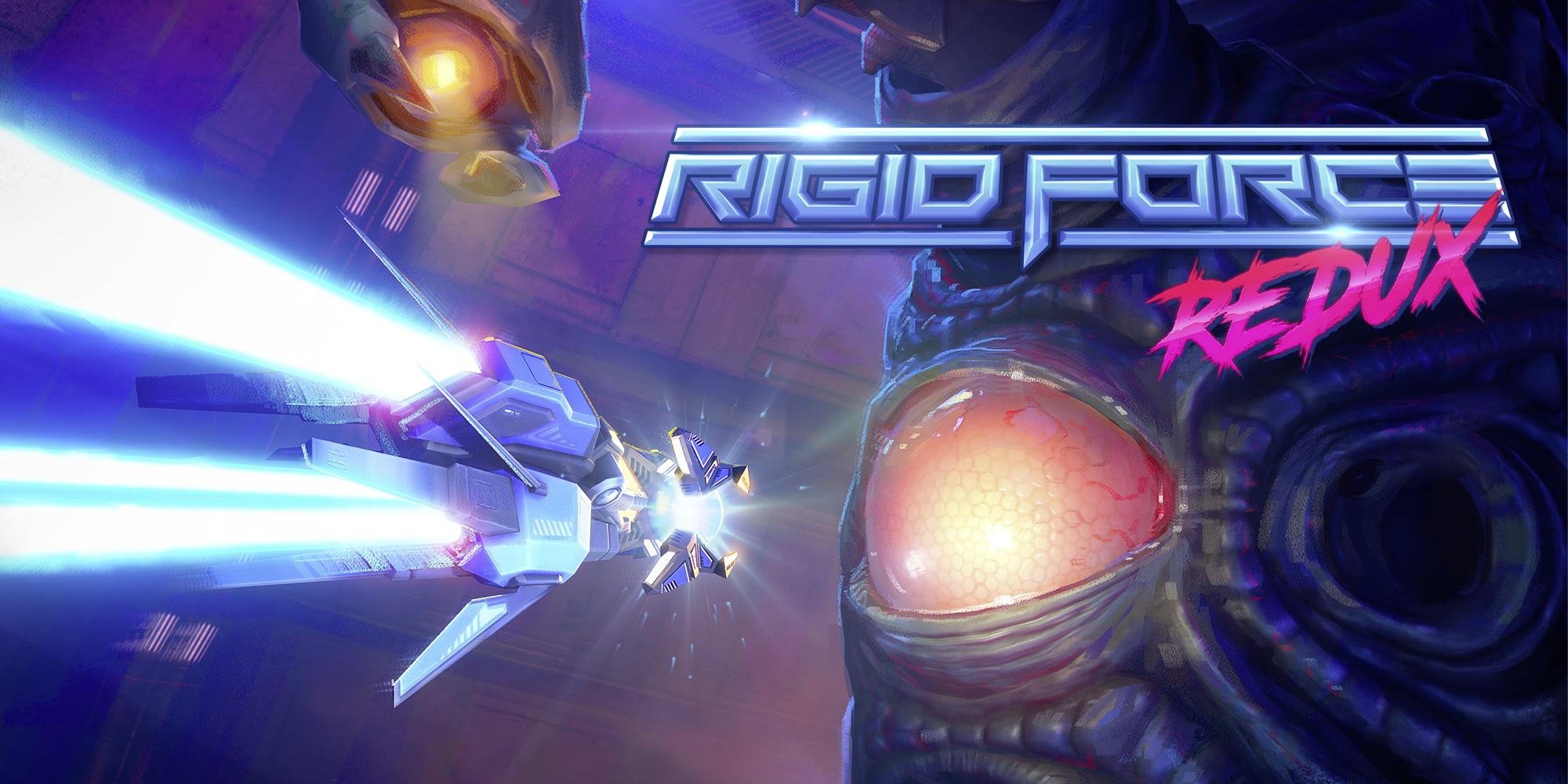 Rigid Force Redux (Switch) Review – Schmuppin' Hard Work