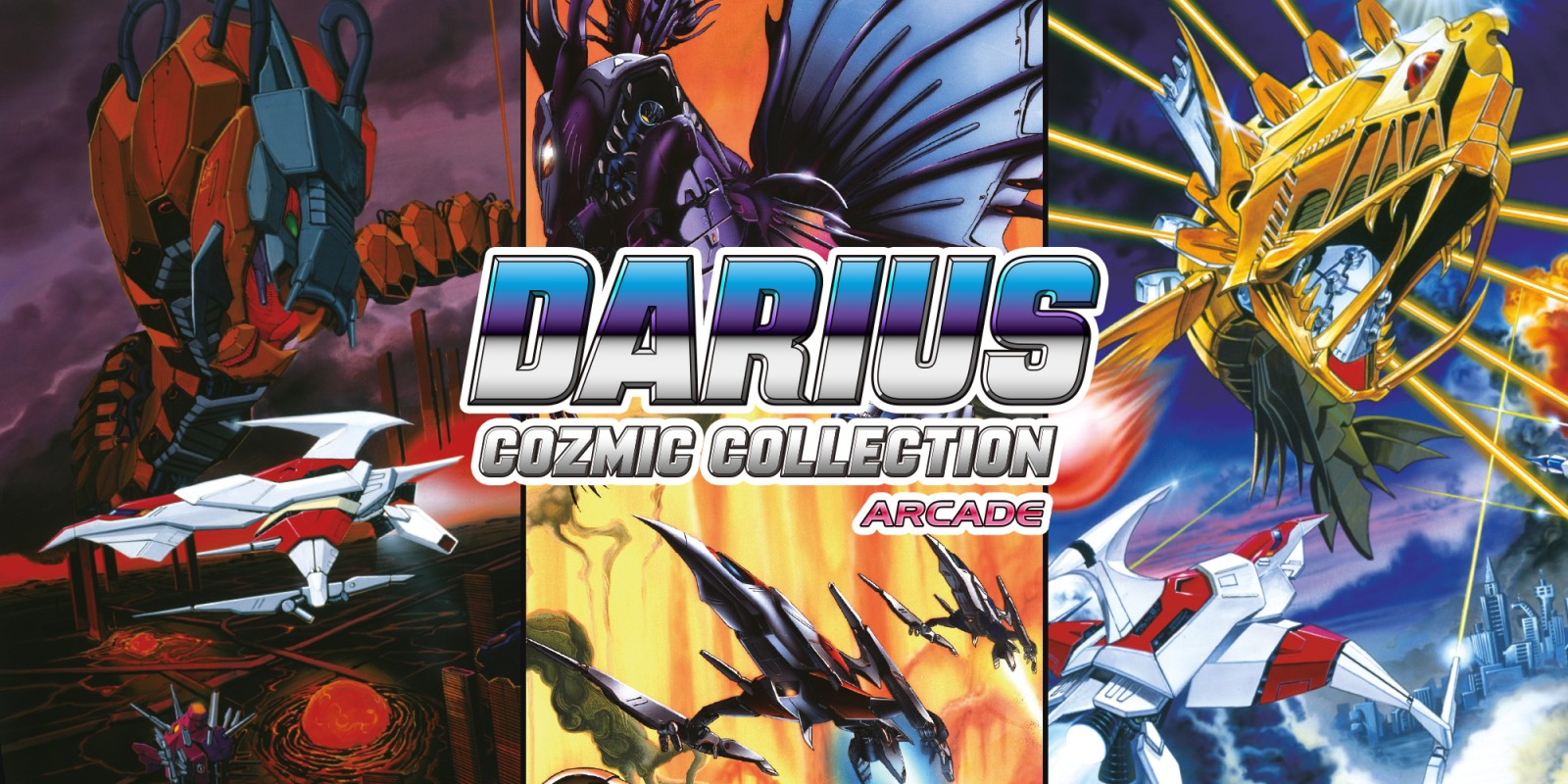 Darius Cozmic Collection Console Review – Cosmic Games, Comical Price