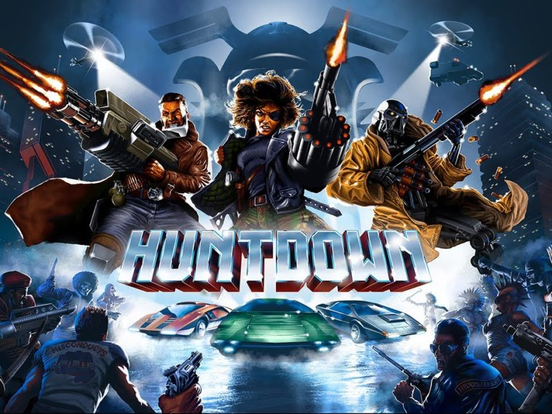 Huntdown (PS4) Review – Future Perfect