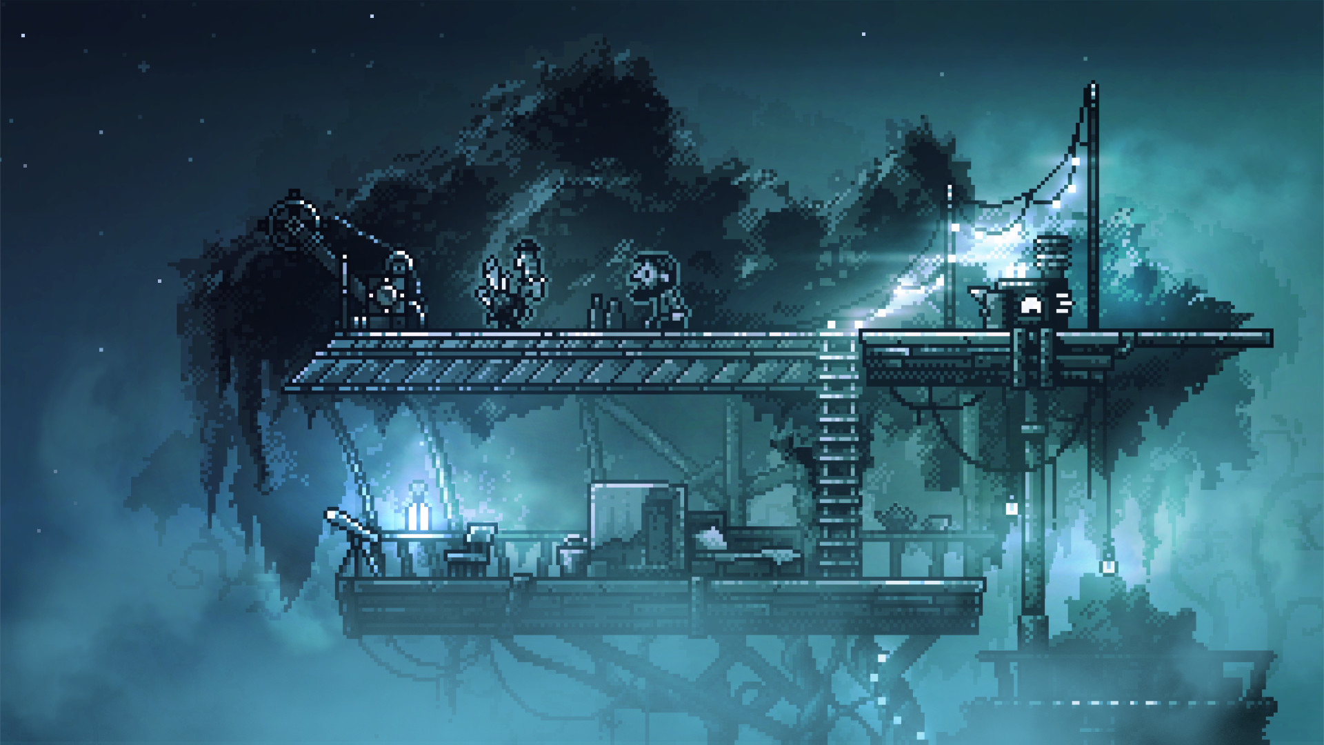 Inmost (PC) Review – Pixels Shouldn't Be This Scary