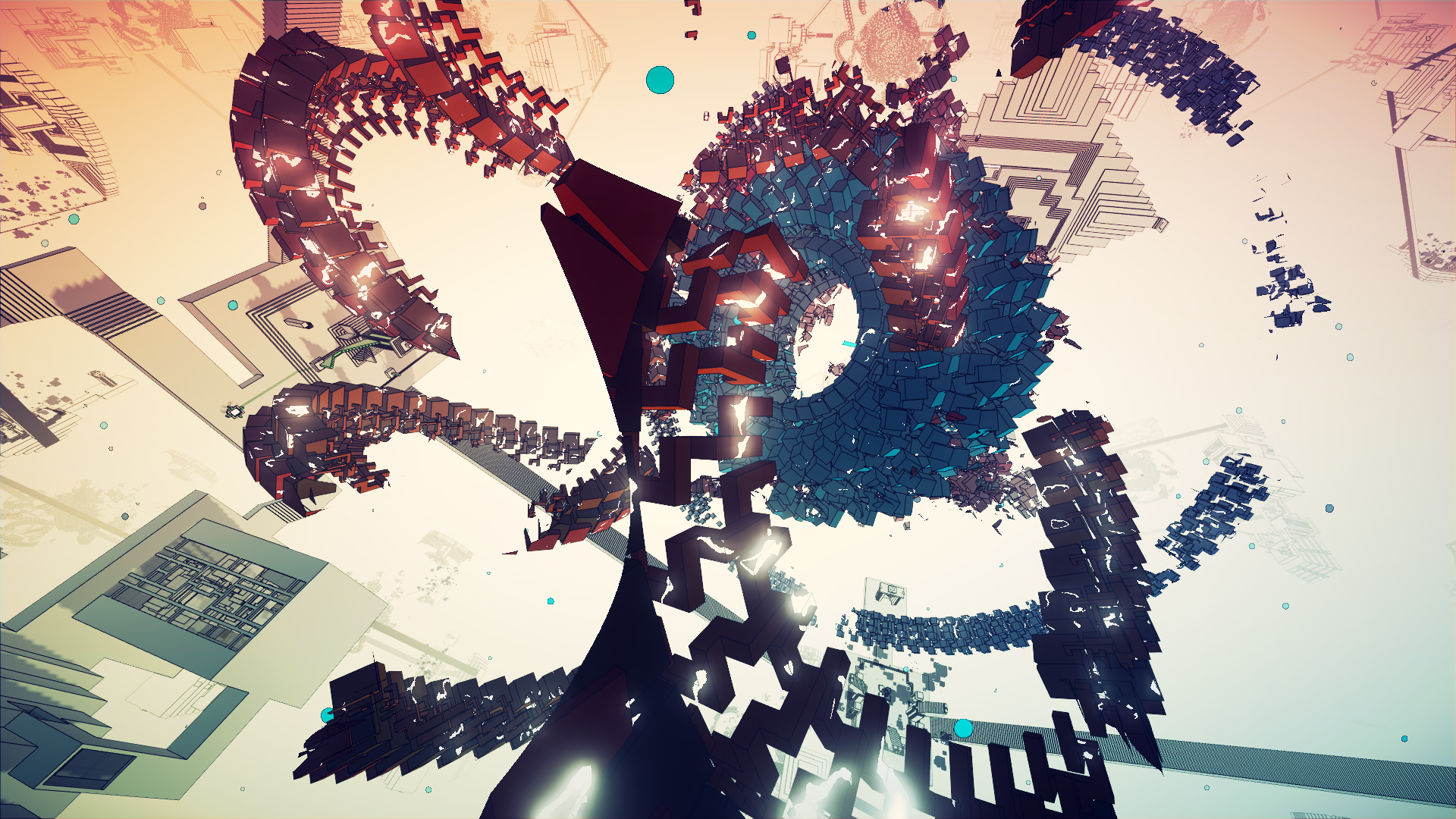 Manifold Garden (Xbox One) Review – Making The Impossible Possible