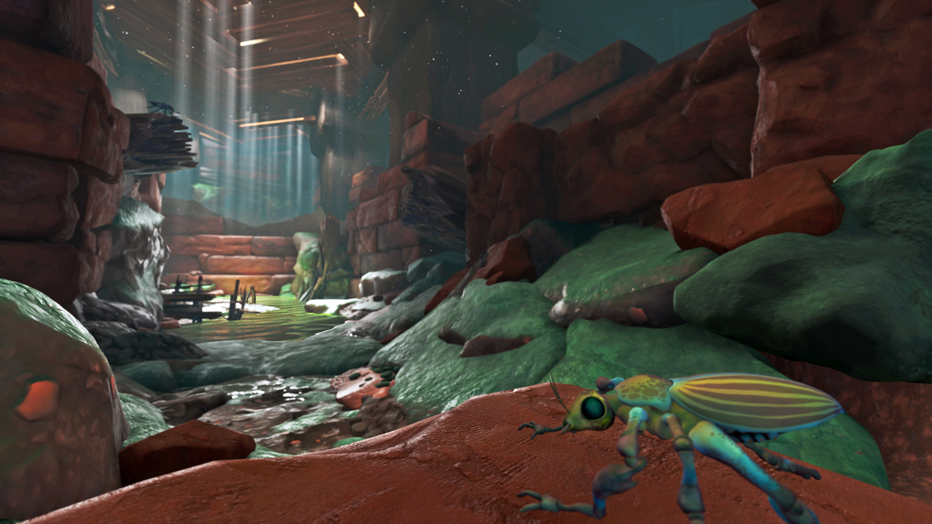 Metamorphosis (Xbox One) Review – A Bug's Life
