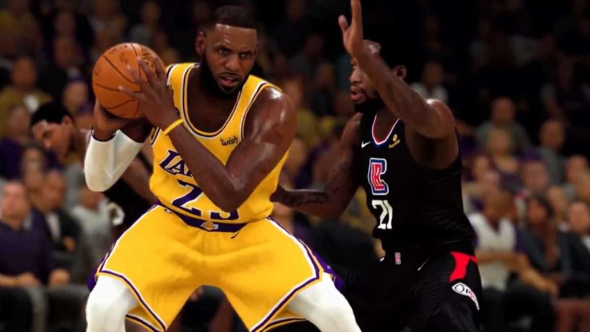 NBA 2K21 (Xbox One) Review – Transition Play
