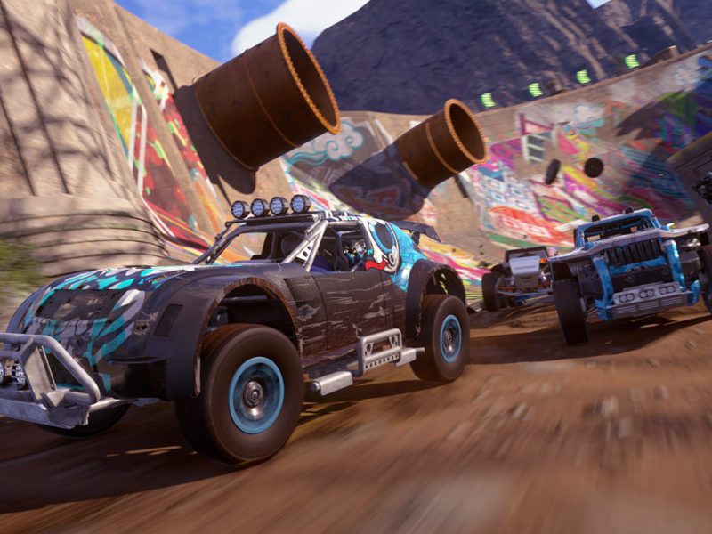 Onrush Review – Hang Tight Mother Rusha