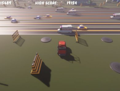 Road Bustle (PS4) Review – Roadkill