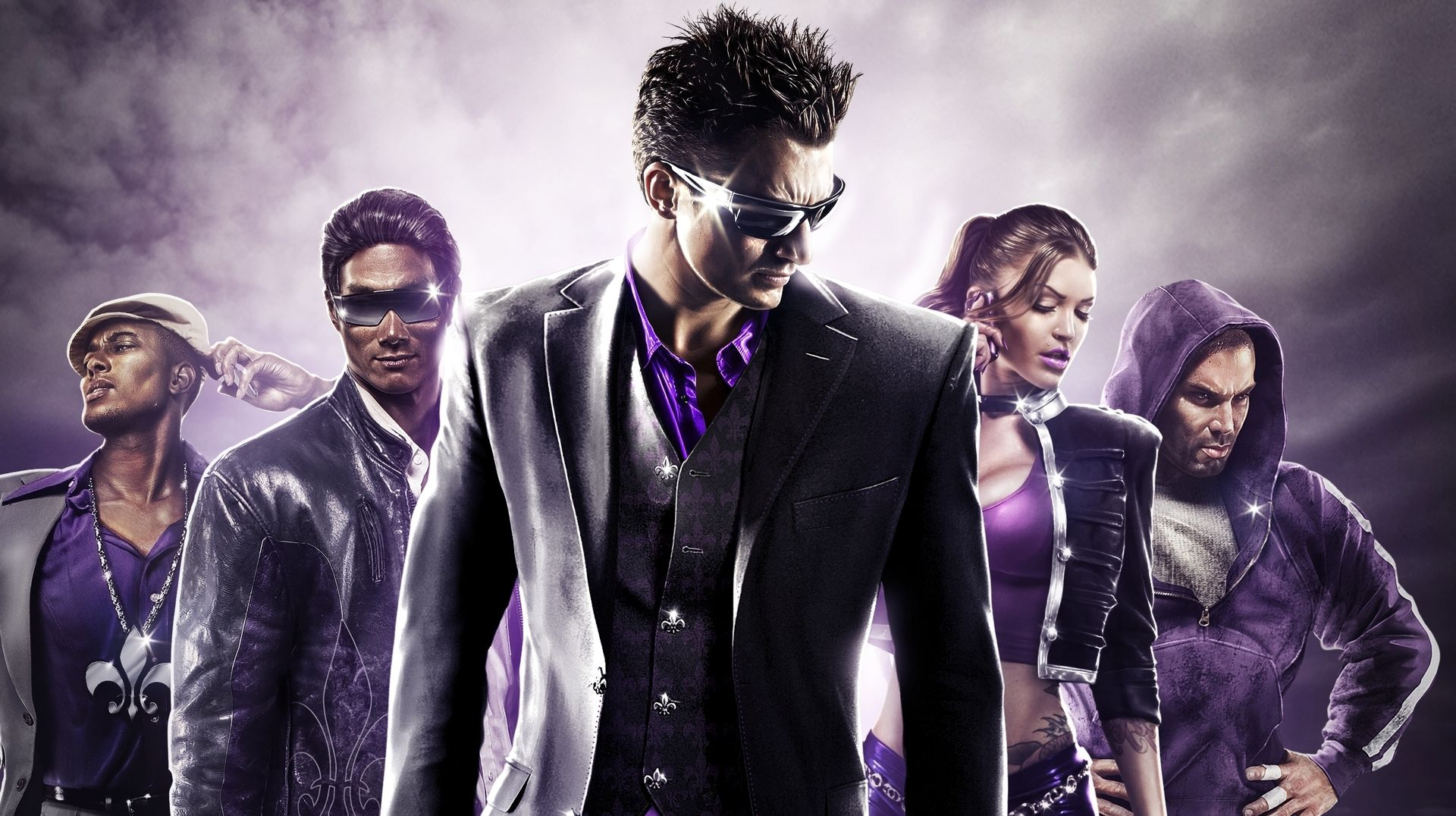 Saints Row Remastered