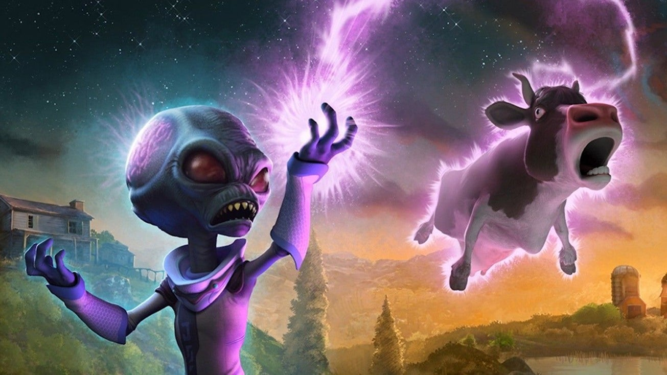 Destroy All Humans! (PS4) Review – B-Movie Inspiration, A Grade Remaster
