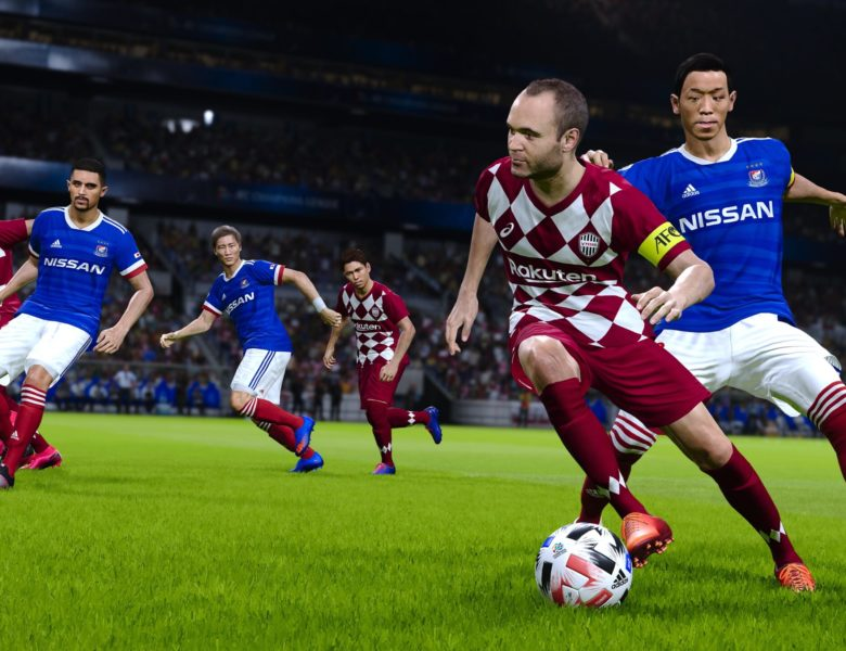 eFootball PES 2021 (Season Update) Review – Pitch Perfect