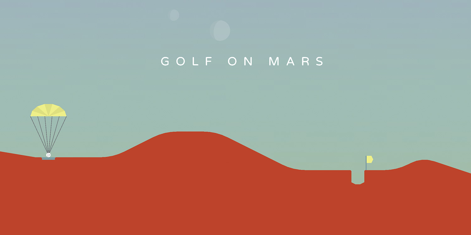 Golf on Mars Review