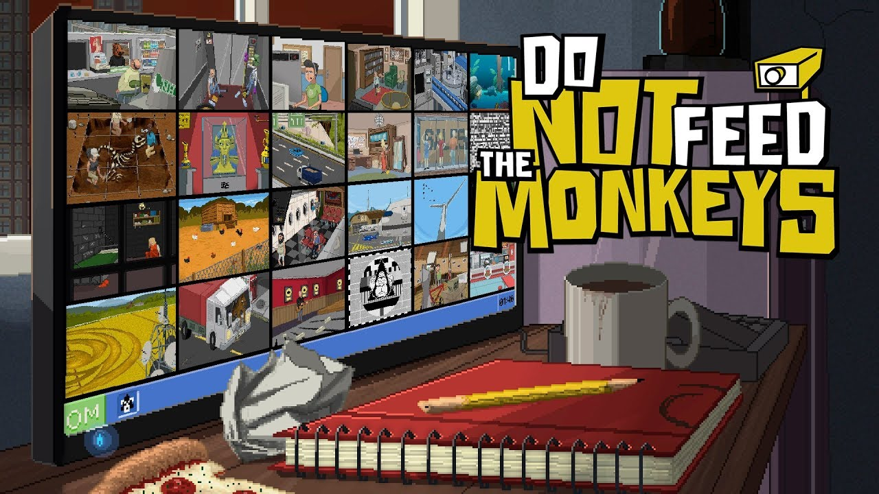 Do Not Feed The Monkeys (Switch) Review – Do Not Talk About The Primate Observation Club