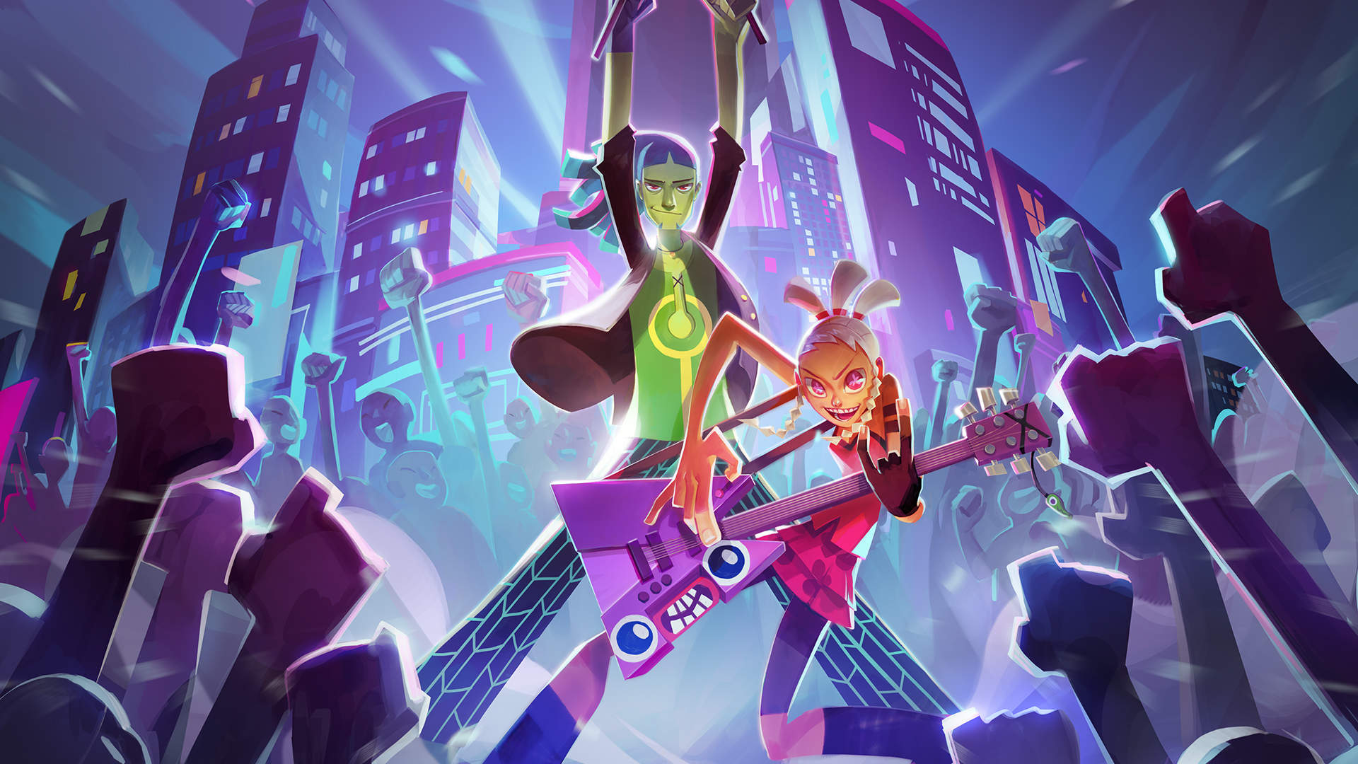 No Straight Roads (PS4) Review – For Those About To Rock