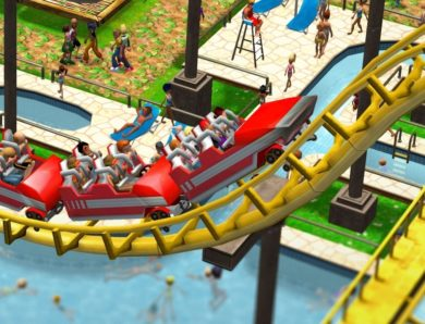 RollerCoaster Tycoon 3 Complete Edition (Switch) Review – More Alton Towers Than Butlin's