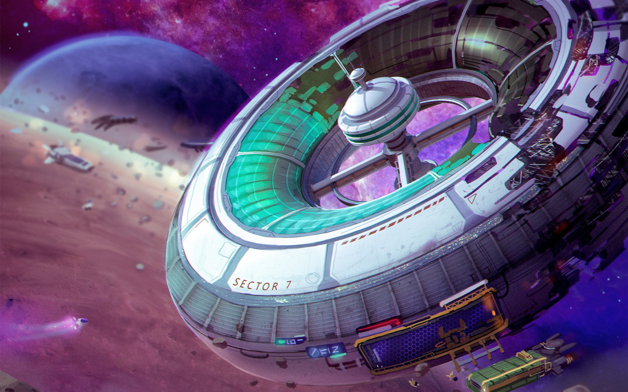 [Feature] Spacebase Startopia – A New Life Awaits You In The Off World Colonies