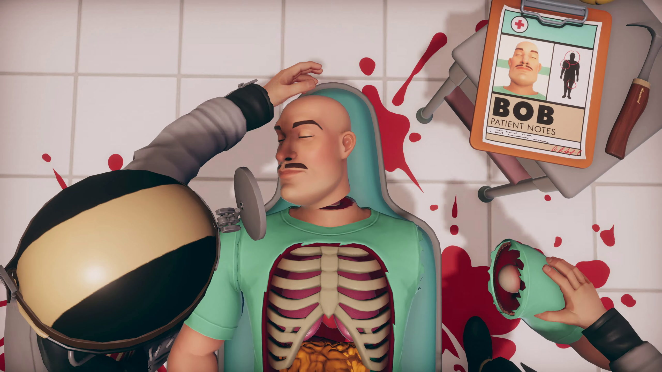 Surgeon Simulator 2 Review (PC) – Organ Grinder