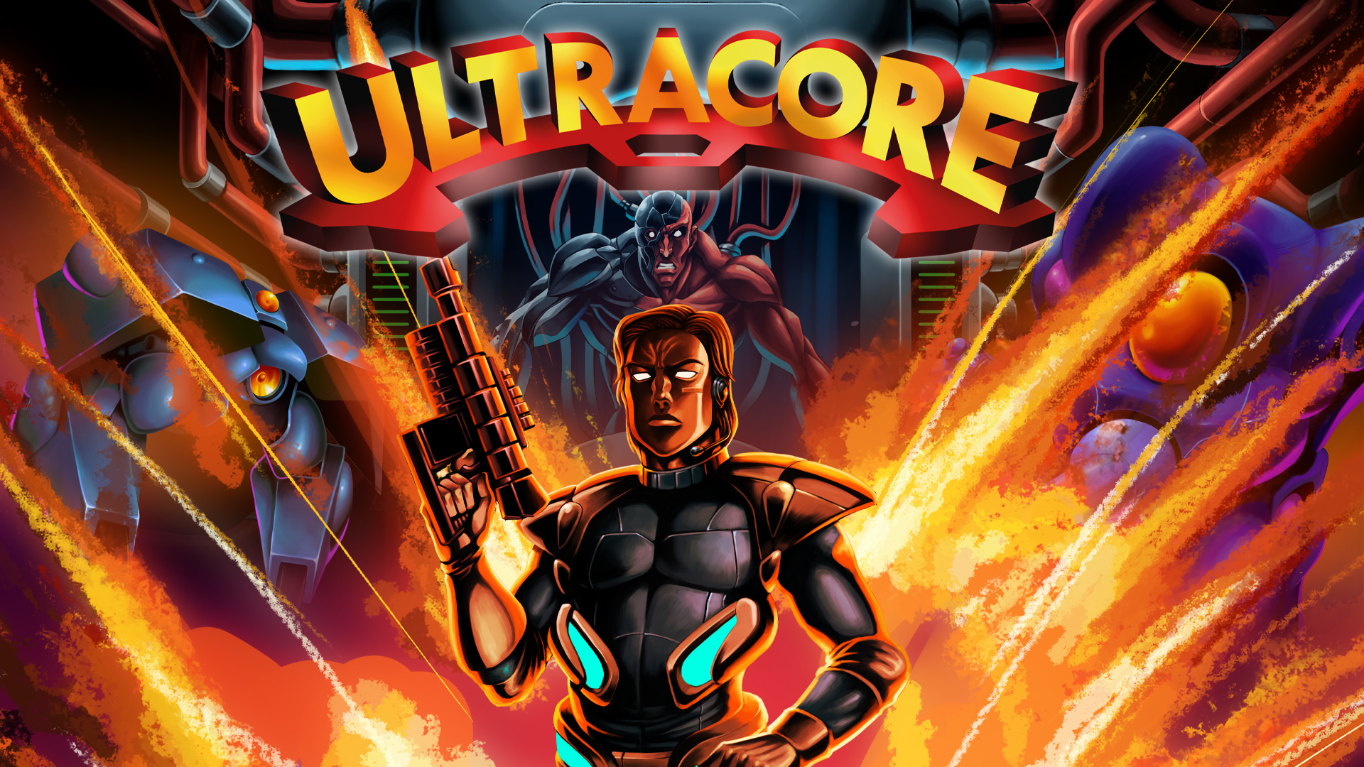 Ultracore (PS4) Review – An Unearthed