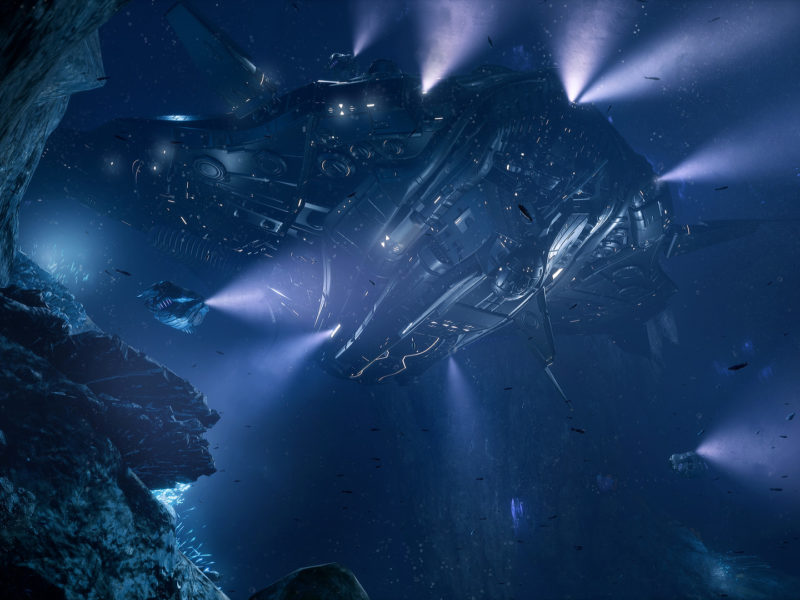 Aquanox Deep Descent (PC) Review – Wetroid Prime?