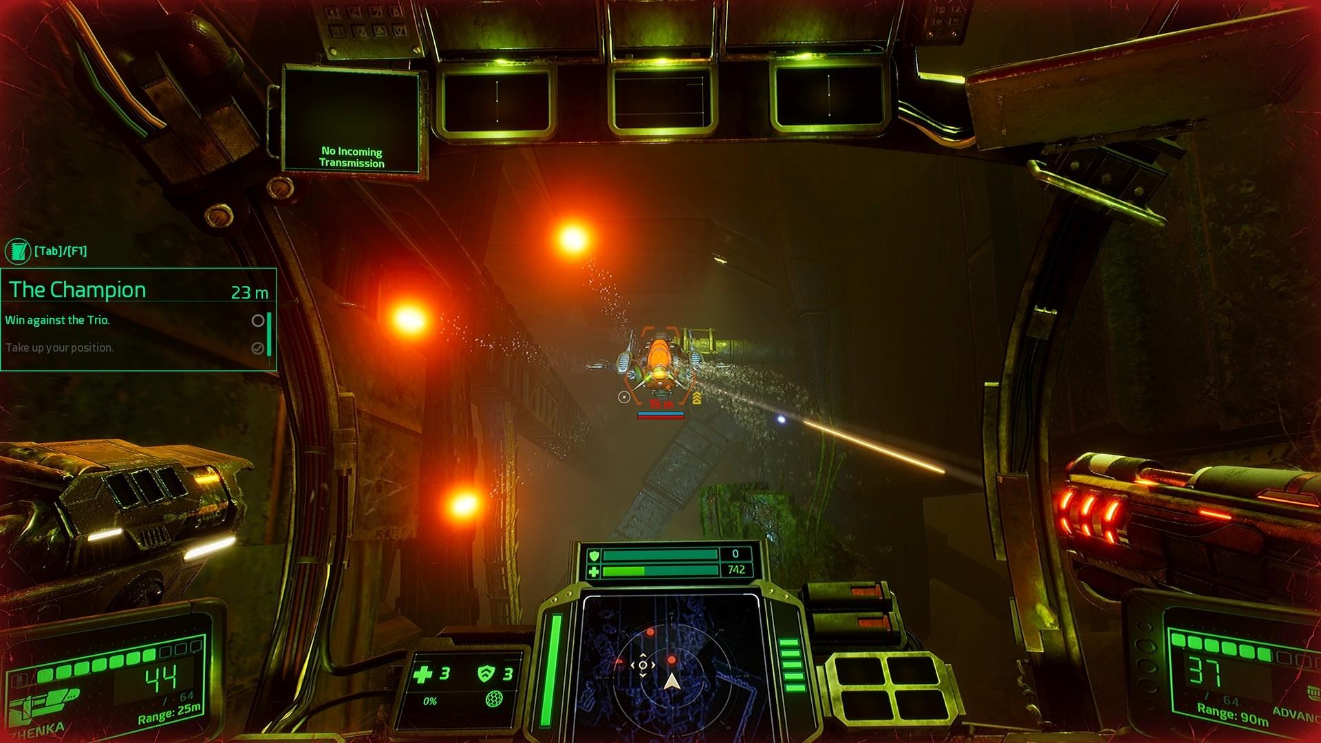 Aquanox Deep Descent Review 3