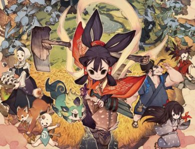 Sakuna: Of Rice and Ruin Gets New Gameplay Trailer