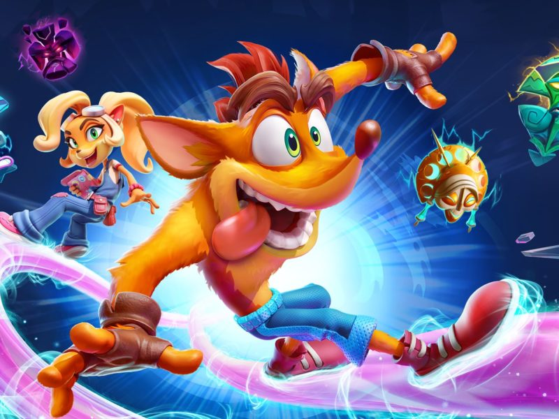 Crash Bandicoot 4: It's About Time (PS4) Review – A Modern-ised Classic
