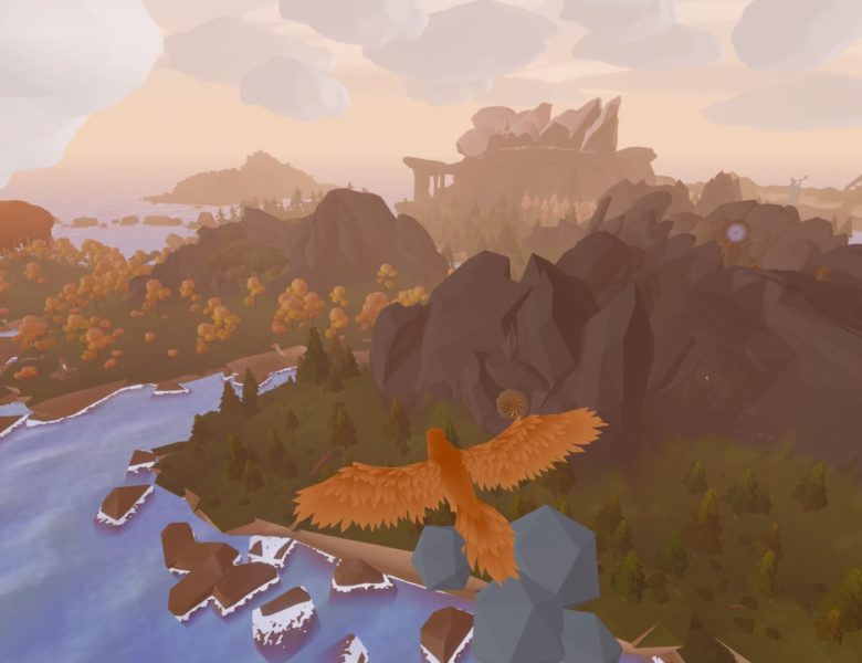 Feather (PS4) Review – I'll Only Fly Away