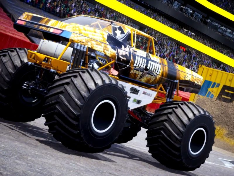 Monster Truck Championship (Xbox One) Review – The Big Wheel McCoy?
