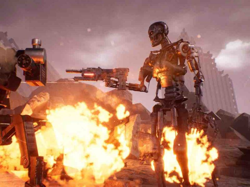 Terminator Resistance Review – I think this game's a couple cans short of a six-pack