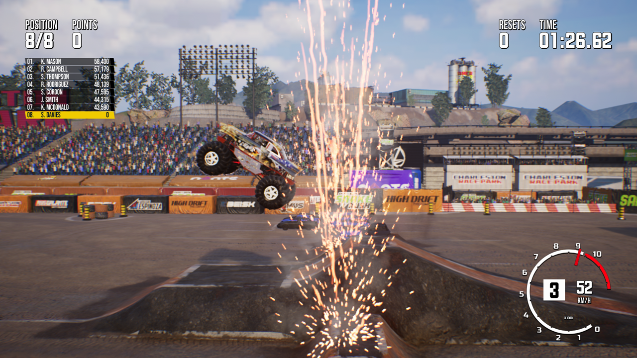 Monster Truck Championship Review