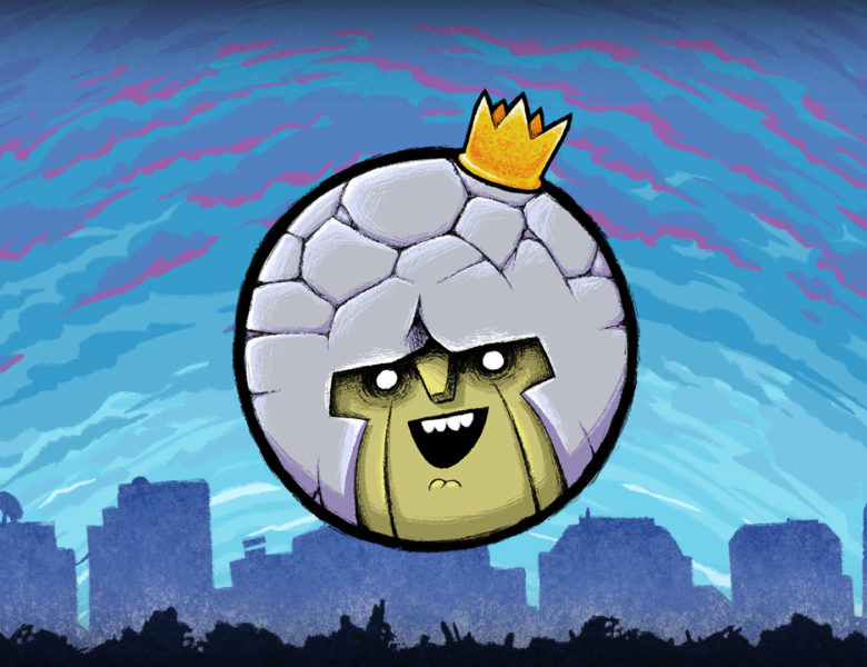 King Oddball Review (PS5) – Power To The Pebble
