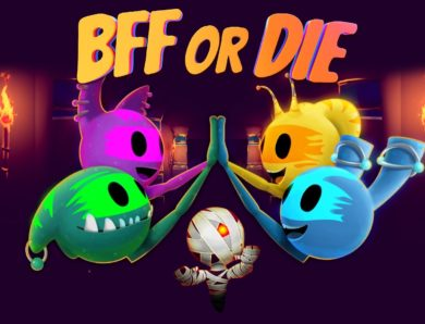 BFF Or Die Review (PS4) – Avoiding Mummies With Your Buddies
