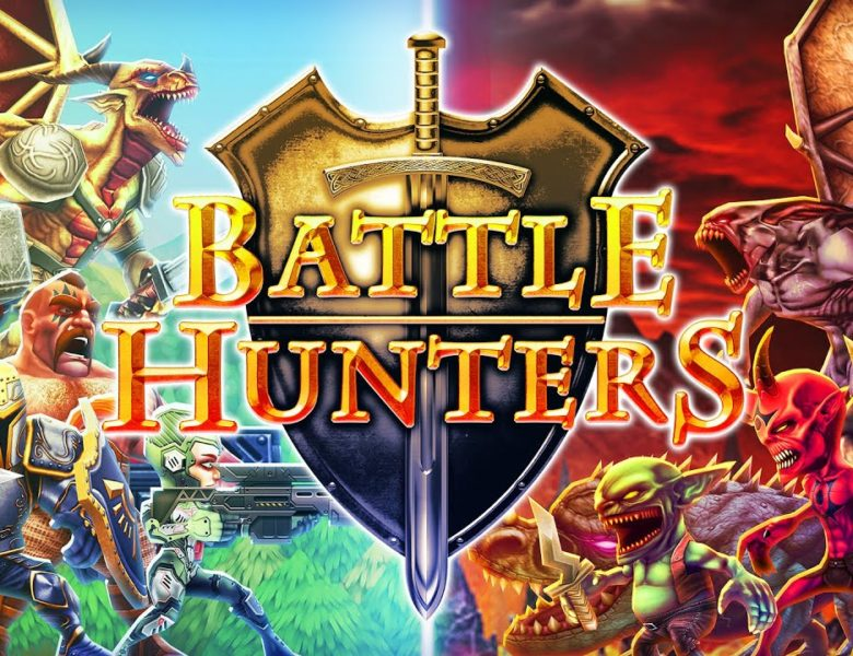 Battle Hunters Review (Switch) – The Fellowship of the Generic Name