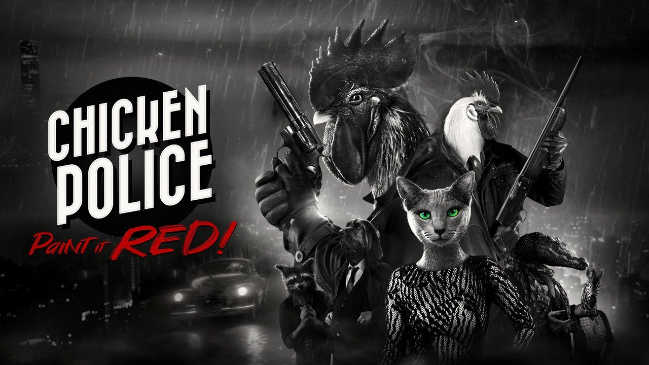 Chicken Police (PC) Review – Murder Most Fowl