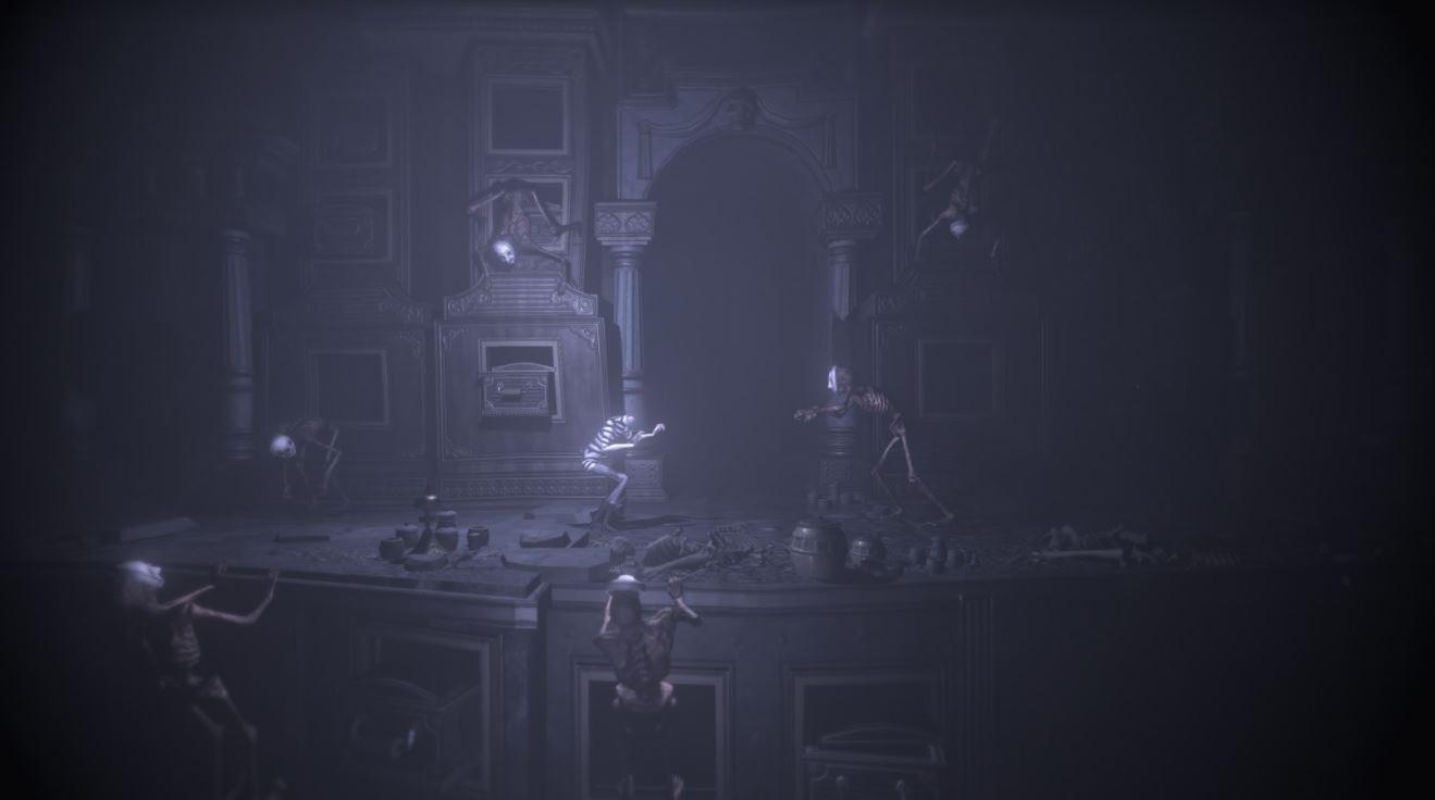 DARQ Crypt