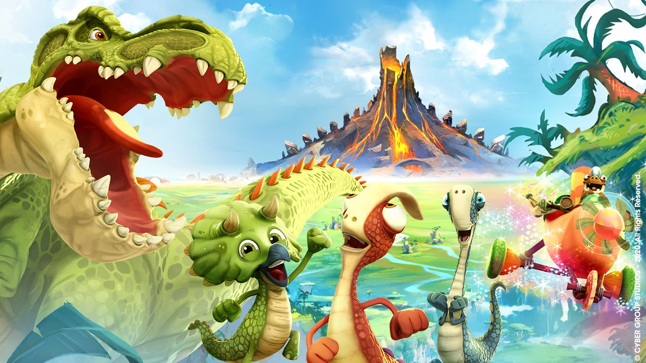 Gigantosaurus – The Game Review – A Blast From The Past