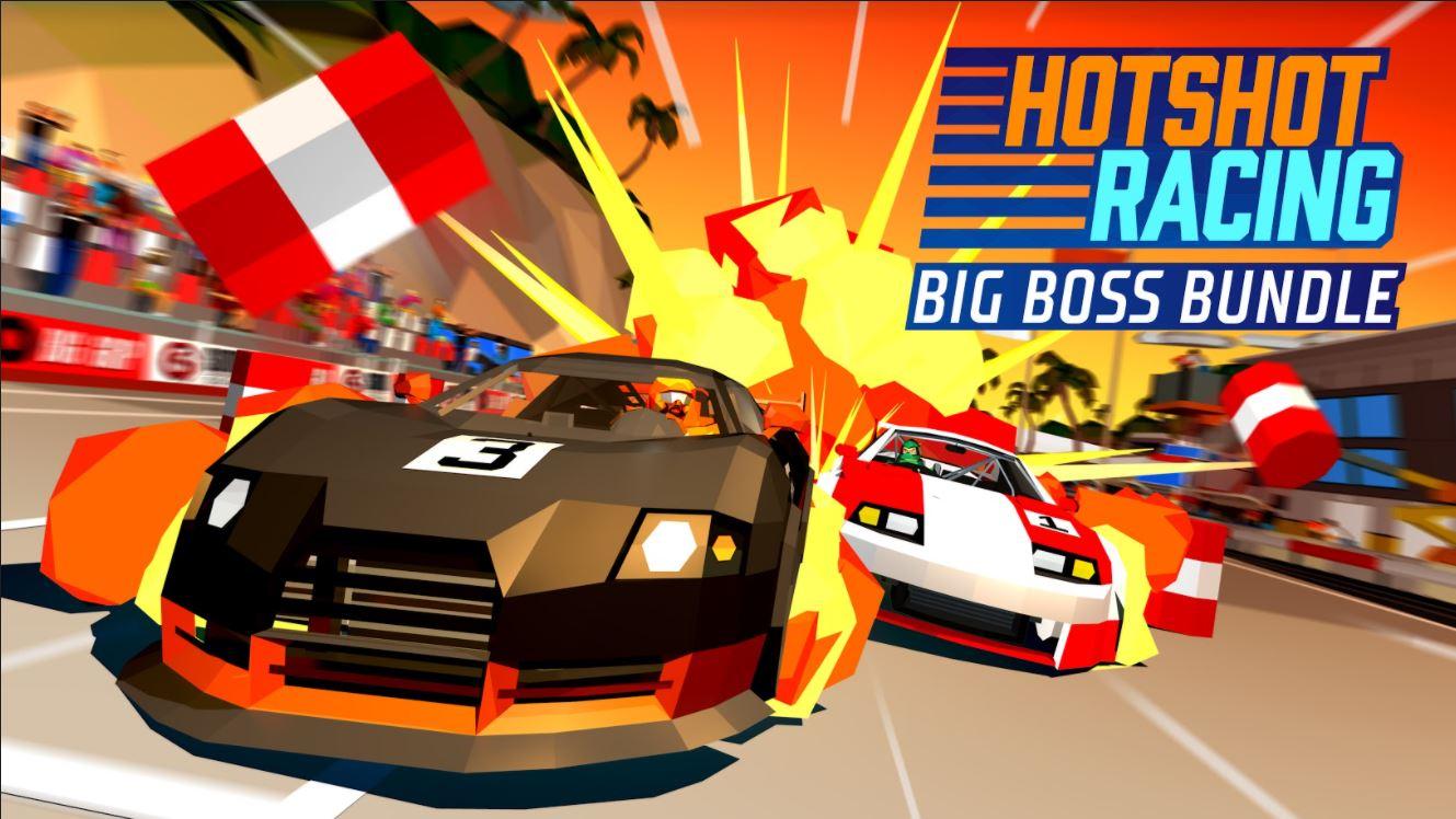 Hotshot Racing Big Boss