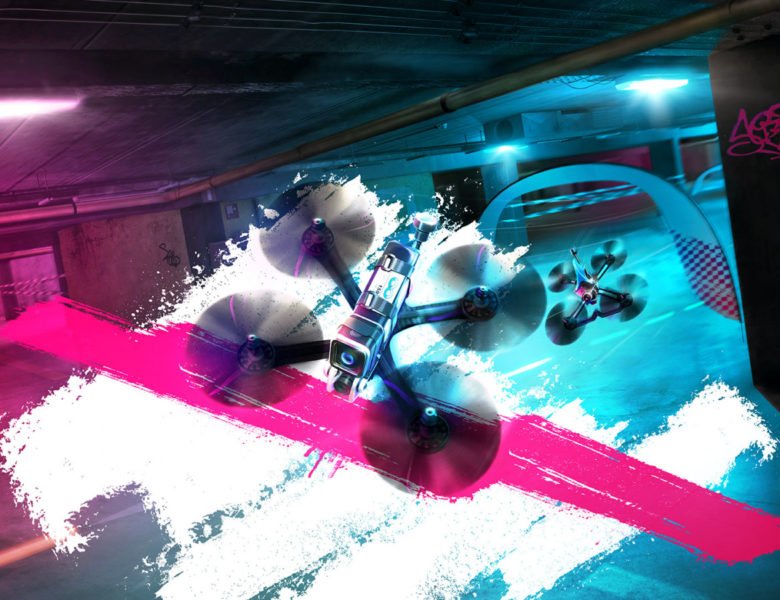Liftoff: Drone Racing (PS4) Review – Droning on