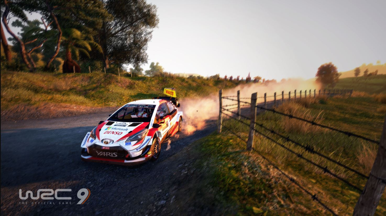 WRC 9 PS5 REVIEW