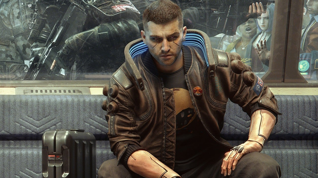 PS4 Pro and PS5 Cyberpunk 2077 footage has arrived.