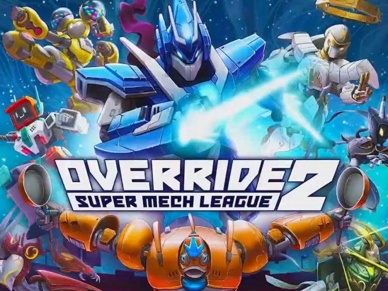 Hands On With The Override 2 Super Mech League BETA – Optimus Problems