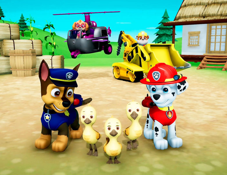 Paw Patrol: On A Roll (PS4) Review – A Rough-Rough Rescue