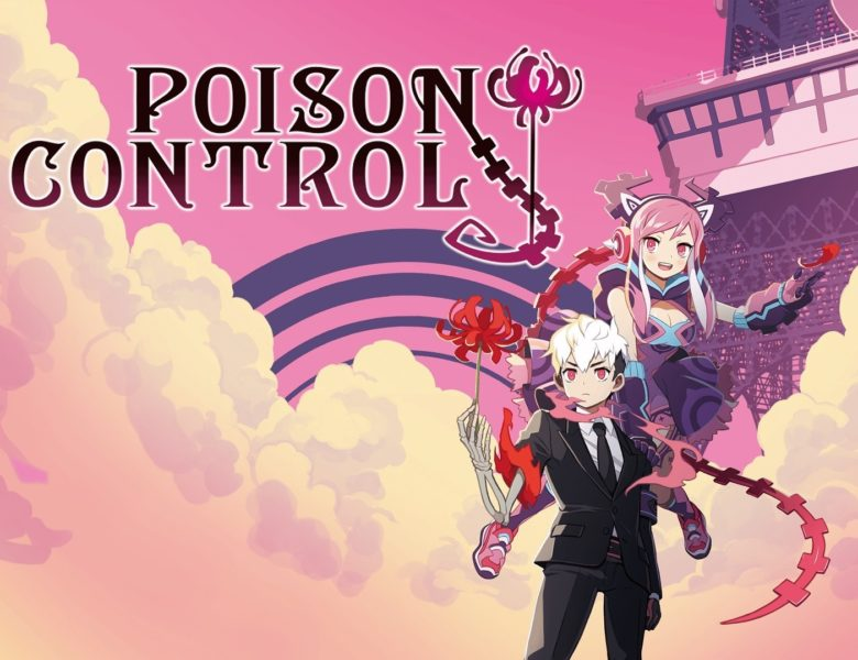 Poison Control Gets Release Date – Smells Like Teen Persona
