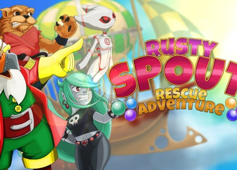 Rusty Spout Rescue Adventure (Xbox One) Review – Popping Pirate